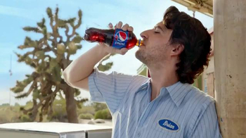 Pepsi Wild Cherry TV Spot, 'Explosively Cherry' - Thumbnail 3