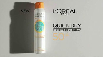L'Oreal Paris Quick Dry Sunscreen Spray TV Spot Featuring Eva Longoria - Thumbnail 10