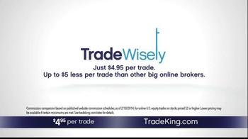 TradeKing TV Spot, 'Trade Differently' - Thumbnail 3