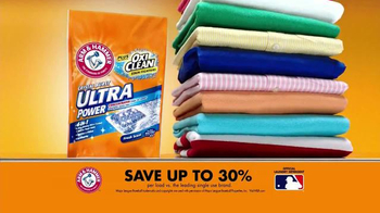 Arm and Hammer Crystal Burst Ultra Power TV Spot, 'Big Clean, Small Price' - Thumbnail 9