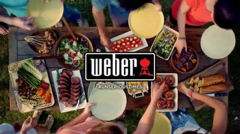 Weber TV Spot, 'Relax and Be in the Moment' - Thumbnail 10