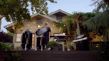 Weber TV Spot, 'Relax and Be in the Moment'