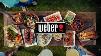 Weber TV Spot, 'Relax and Be in the Moment' - Thumbnail 9