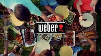Weber Grill TV Spot, 'Confidence'