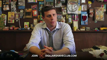 Dollar Shave Club TV Spot, 'Larry King is Still on TV' - Thumbnail 1