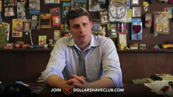 Dollar Shave Club TV Spot, 'Larry King is Still on TV'