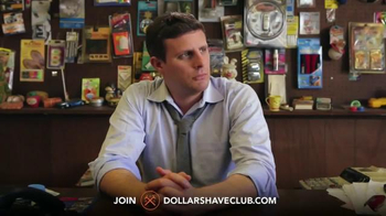 Dollar Shave Club TV Spot, 'Larry King is Still on TV' - Thumbnail 6