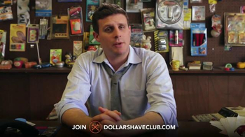 Dollar Shave Club TV Spot, 'Larry King is Still on TV' - Thumbnail 8