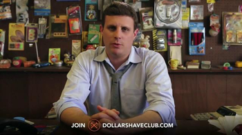 Dollar Shave Club TV Spot, 'Larry King is Still on TV' - Thumbnail 9