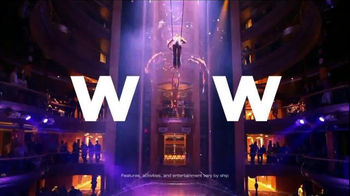 Royal Caribbean Cruise Lines TV Spot, 'Go All the Way'