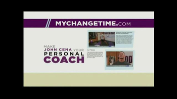 MyChangeTime.com TV Spot Featuring John Cena - 10 commercial airings