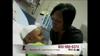 St. Jude Children's Research Hospital TV Spot - Thumbnail 4