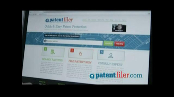 PatentFiler.com TV Spot, 'First Step to Success' - Thumbnail 3