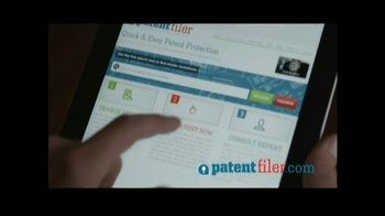 PatentFiler.com TV Spot, 'First Step to Success' - Thumbnail 6