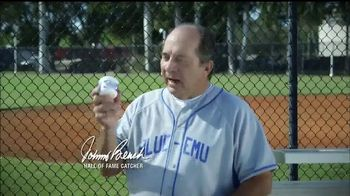 Blue Emu TV Spot, 'Poolside' Featuring Johnny Bench - Thumbnail 1