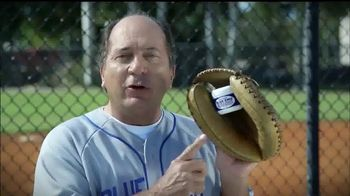 Blue Emu TV Spot, \'Poolside\' Featuring Johnny Bench