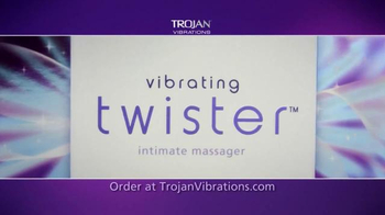 Trojan Vibrations Twister TV Spot, 'Spice Things Up' - Thumbnail 2