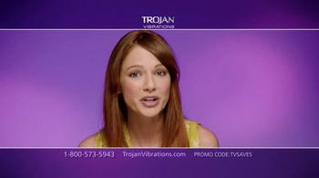 Trojan Vibrations Twister TV Spot, 'Spice Things Up' - Thumbnail 5