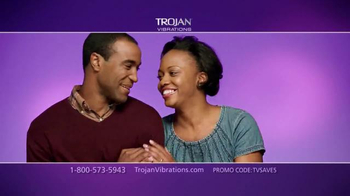 Trojan Vibrations Twister TV Spot, 'Spice Things Up' - Thumbnail 6
