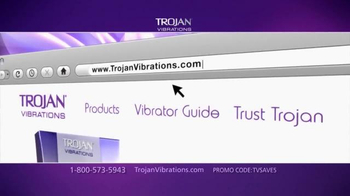 Trojan Vibrations Twister TV Spot, 'Spice Things Up' - Thumbnail 7