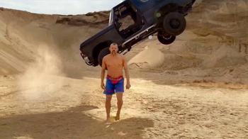 Duralast Brakes TV Spot, Featuring Chuck Liddell