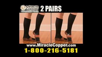 Miracle Copper Socks TV Spot - Thumbnail 10