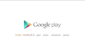 Google Play TV Spot, 'Play Your Heart Out Logo Commercial' - Thumbnail 10
