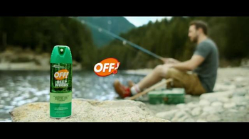 Off Bug Spray TV Spot, 'Great Outdoors' - Thumbnail 10