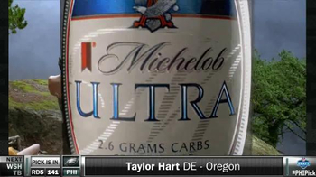 Michelob Ultra TV Spot, 'The Unknown' - Thumbnail 1