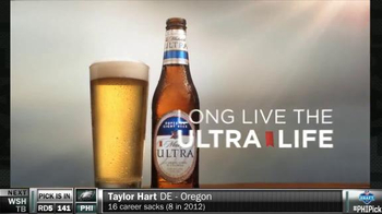 Michelob Ultra TV Spot, 'The Unknown' - Thumbnail 10