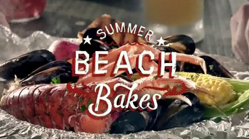 Joe\'s Crab Shack Summer Beach Bakes TV Spot