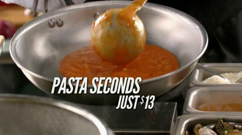 Carrabba's Grill Pasta Seconds TV Spot, 'For Yourself or to Share' - Thumbnail 3