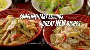 Carrabba's Grill Pasta Seconds TV Spot, 'For Yourself or to Share' - Thumbnail 4