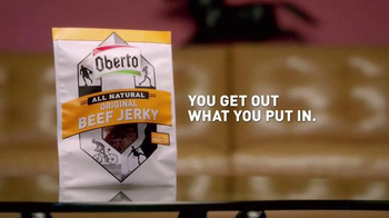 Oberto TV Spot, 'Little Voice in Your Stomach: Richard Sherman' - Thumbnail 9