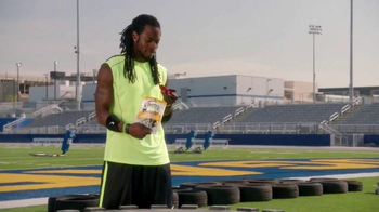 Oberto TV Spot, 'Little Voice in Your Stomach: Richard Sherman' - 3719 commercial airings