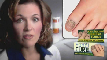 Fungi Cure Anti-Fungal Liquid TV Spot, 'Dr. Lani Dvorak' - Thumbnail 1