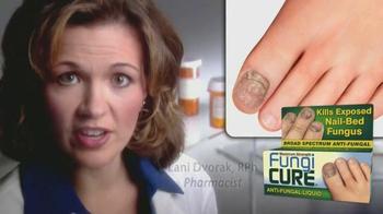Fungi Cure Anti-Fungal Liquid TV Spot, 'Dr. Lani Dvorak' - Thumbnail 2