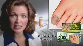 Fungi Cure Anti-Fungal Liquid TV Spot, 'Dr. Lani Dvorak' - Thumbnail 4