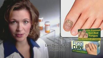 Fungi Cure Anti-Fungal Liquid TV Spot, 'Dr. Lani Dvorak' - Thumbnail 5