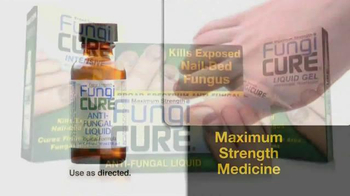 Fungi Cure Anti-Fungal Liquid TV Spot, 'Dr. Lani Dvorak' - Thumbnail 8