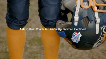 ESPN TV Spot, 'Heads Up Football' - Thumbnail 10