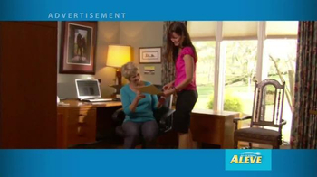 Aleve TV Spot, 'Chris Hoffman' - Thumbnail 3