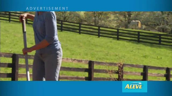 Aleve TV Spot, 'Chris Hoffman' - Thumbnail 4
