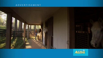 Aleve TV Spot, 'Chris Hoffman' - Thumbnail 6