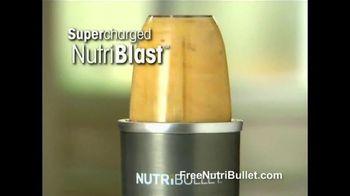 NutriBullet TV Spot Featuring David Wolfe