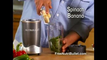 NutriBullet TV Spot Featuring David Wolfe - Thumbnail 2