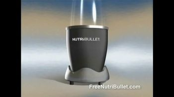 NutriBullet TV Spot Featuring David Wolfe - Thumbnail 3