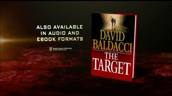 David Baldacci 'The Target' TV Spot - 14 commercial airings