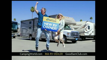 Camping World TV Spot, 'What Defines Us'