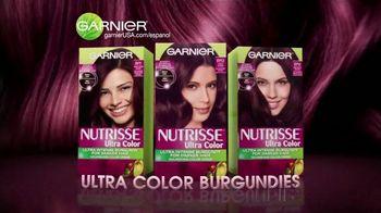 Garnier Nutrisse Ultra Color TV Spot, 'Dramatica' Con Blanca Soto [Spanish] - Thumbnail 9